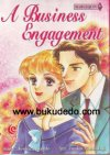 A Business Engagement - Jessica Steele (Komik Harlequin,Level)